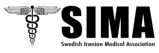 Swedish Iranian Medical Association Logo
