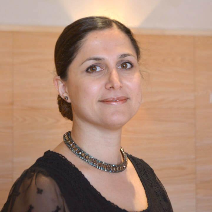 Dr. Shirin Pazireh