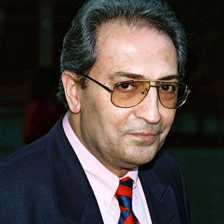 Dr. Javad Davachi